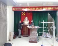 Thiết kế hội trường Nguyễn Ngọc Nại