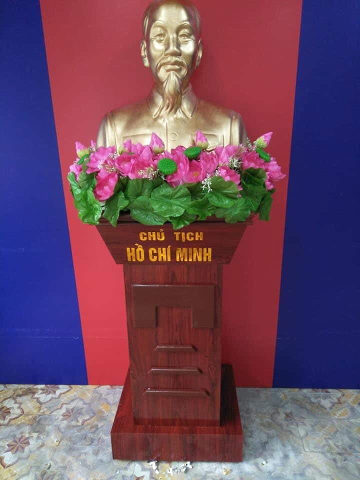 Thiết kế hội trường 84 Kim Ngưu-Bục Hoa Tượng Bác